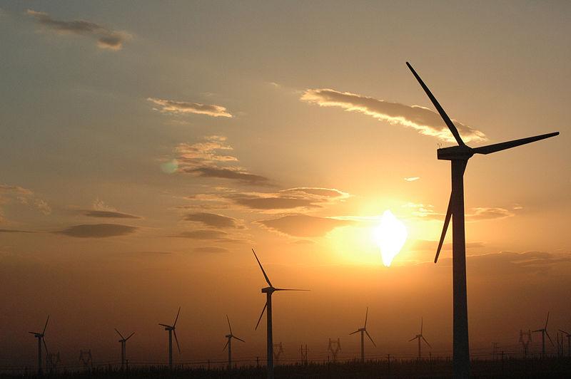 新疆風能塔