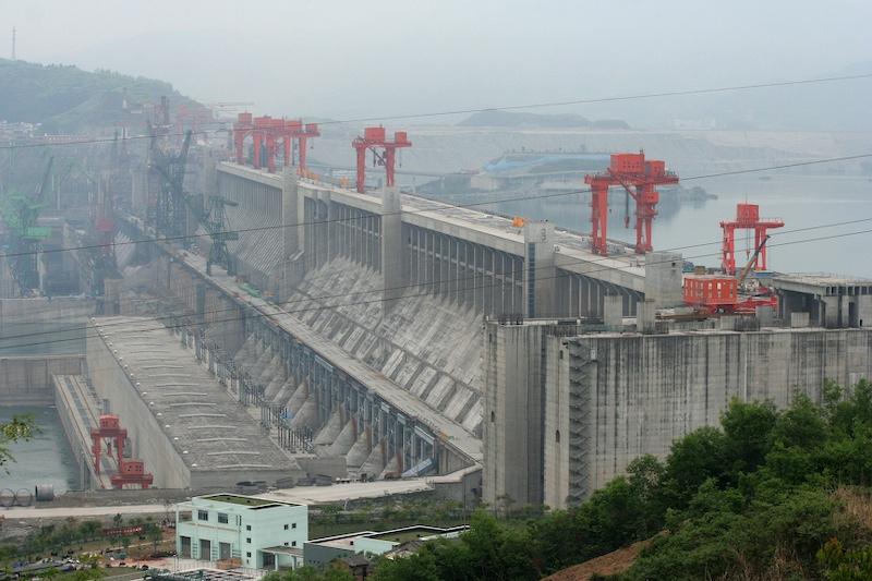 長江三峽大壩