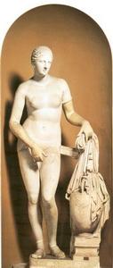 希臘羅馬神話: 人性化的神
