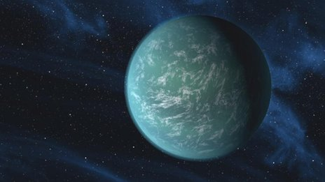 超級地球-克卜勒22b