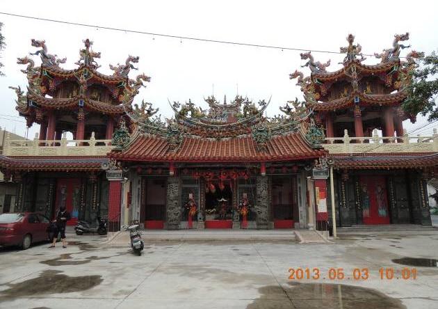 認識臺灣民間宗教文物(一):大肚永和宮
