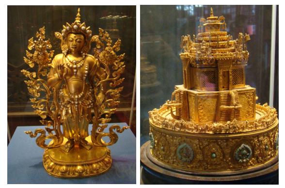 中國金銀器功能的轉化:從裝飾性到宗教化(4)
