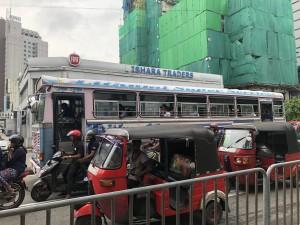 可倫坡 公車